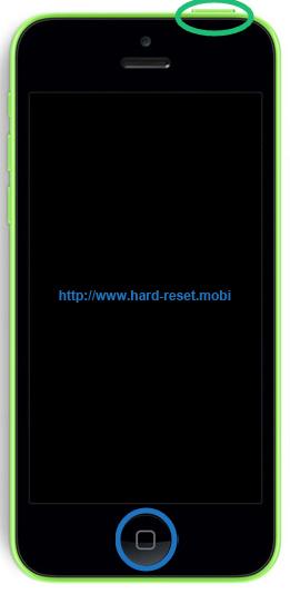 Apple iPhone 5c DFU Mode
