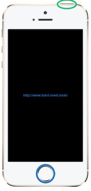 Apple iPhone 5s DFU Mode