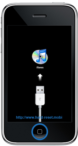 How to enter iPhone 3G into Restore Mode