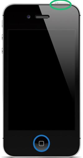 Apple iPhone 4 DFU Mode