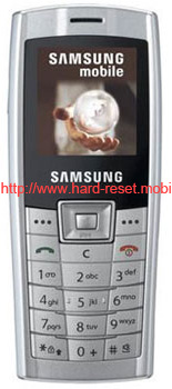 Samsung SGH-C240 Soft Reset