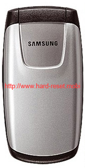 Samsung SGH-C275 Soft Reset