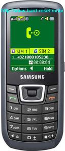 Samsung SGH-C3212 Hard Reset