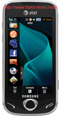 Samsung SGH-A897 Mythic Soft Reset
