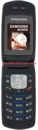 Samsung SGH-B320 Hard Reset