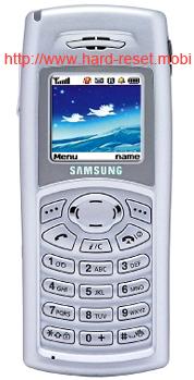 Samsung SGH-C100 Hard Reset