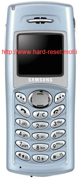 Samsung SGH-C110 Soft Reset
