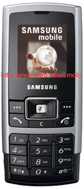 Samsung SGH-C130 Hard Reset