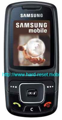 Samsung SGH-C300 Hard Reset