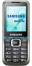 Samsung SGH-C3060R Hard Reset