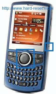 Samsung Saga SCH-i770 Hard Reset