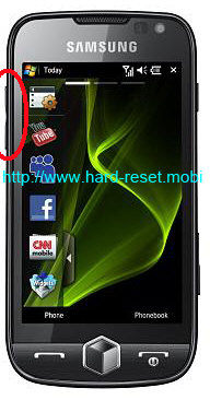 Samsung Omnia 2 GT-I8000 Download Mode