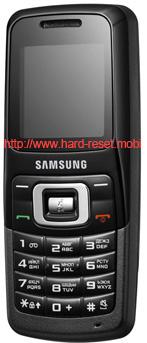 Samsung SGH-B130 Hard Reset
