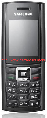 Samsung SGH-B210 Hard Reset