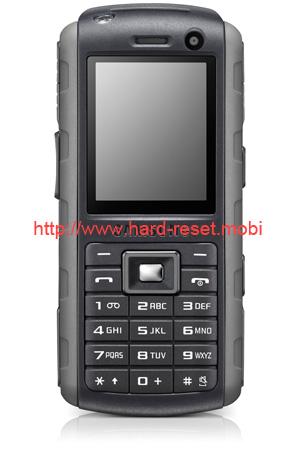 Samsung SGH-B2700 Bound Soft Reset