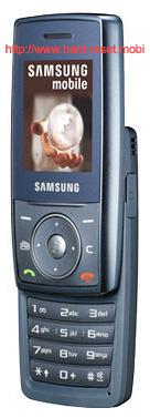 Samsung SGH-B500 Hard Reset