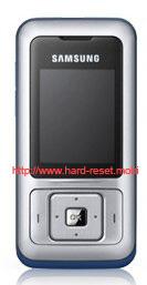 Samsung SGH-B510 Hard Reset