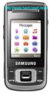 Samsung SGH-C3110 Hard Reset