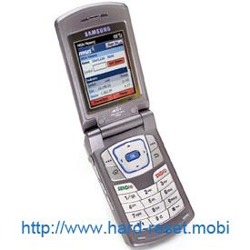 Samsung SCH-i600 Hard Reset