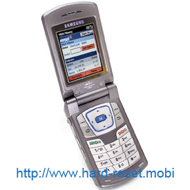 Samsung SCH-i600 Soft Reset