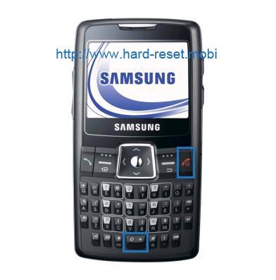Samsung SGH-i320 Hard Reset