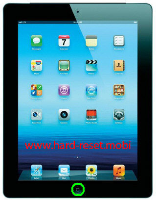 Apple iPad 3 (The New iPad) Recovery Mode