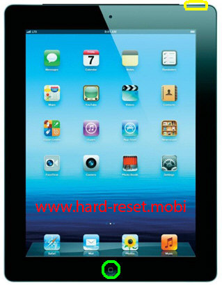 Apple iPad 3 (The New iPad) Soft Reset
