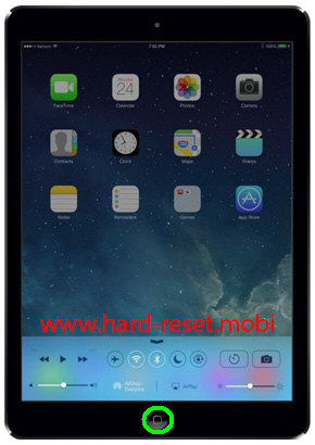 Apple iPad Air Recovery Mode