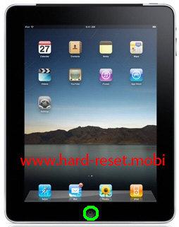 Apple iPad Recovery Mode