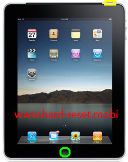 Apple iPad Soft Reset