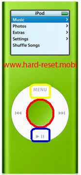 Apple iPod Nano 2G Disk Mode