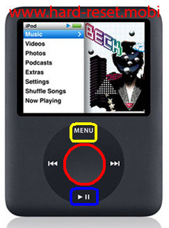 Apple iPod Nano 3G Disk Mode