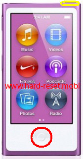 Apple iPod Nano 7G Soft Reset