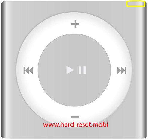 Apple iPod Shuffle 4G Soft Reset