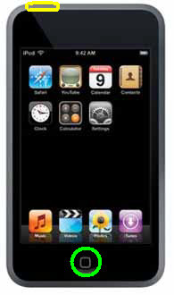 Apple iPod Touch Soft Reset
