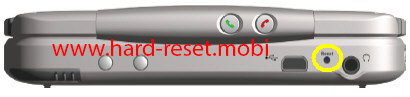 O2 XDA Exec Soft Reset