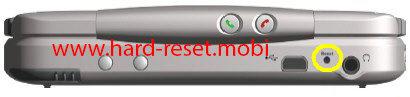 Qtek 9000 Soft Reset