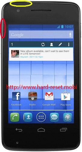 Telenor Smart Touch Mini Hard Reset