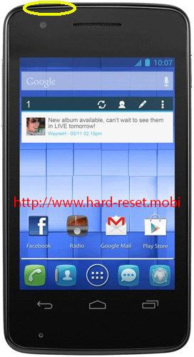 Telenor Smart Touch Mini Soft Reset