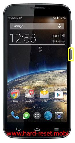 Vodafone Smart 4 Power Soft Reset