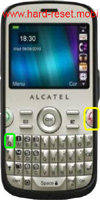 Alcatel One Touch 799 Play Hard Reset