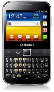 Samsung Galaxy Y Pro B5512B
