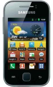 Samsung Galaxy Y GT S5367