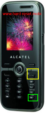 Alcatel One Touch S521 Hard Reset