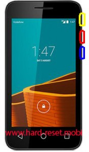 Alcatel VF695 Hard Reset