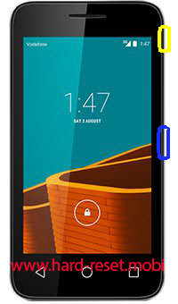 Alcatel VF695 Soft Reset