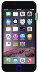 Apple iPhone 6 Plus DFU Mode