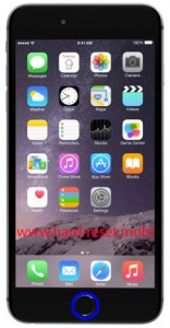 Apple iPhone 6 Plus Recovery Mode