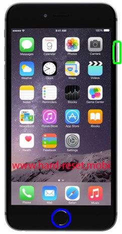 Apple iPhone 6 Plus Soft Reset