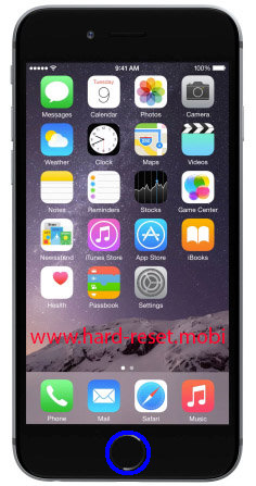 Apple iPhone 6 Recovery Mode